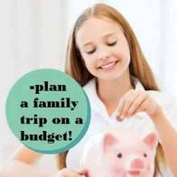 family budget trip planning