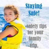 life jacket girl