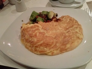 omelette a giraffe