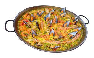 Spanish paell