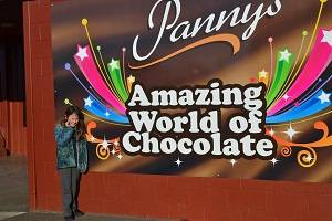 panny chocolate factory