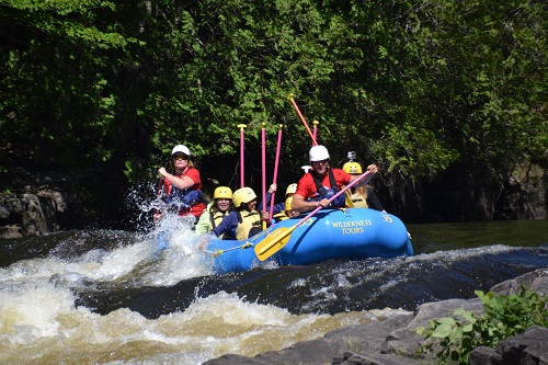 family whitewaterrafting