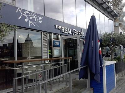 real greek london