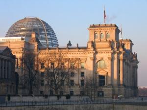 rechstag building