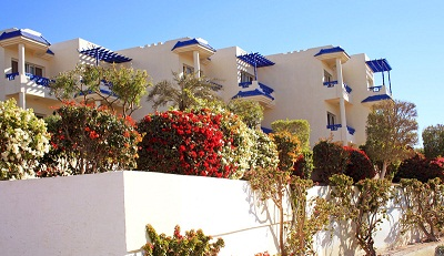 resort in Egypts Red Sea