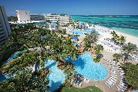 pools at the sheraton in Bahamas