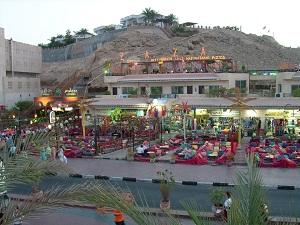 shisha market in Sharm Naama Bay