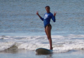 gir on surfing