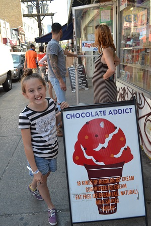icecream sign