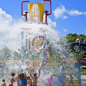 waterpark at wonderland