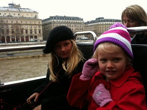 bus tour of paris