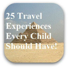 25 travel experiences