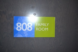 familyroom at tryp door