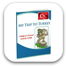 turkey travel guide cover