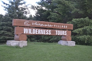 entrance of wilderness tours