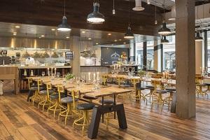 happenstance restaurant tables