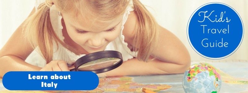 italy treavel guide for kids