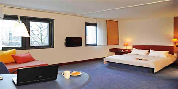 Suite Novotel Munchen Parkstadt Schwabing
