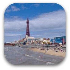 blackpool seaside
