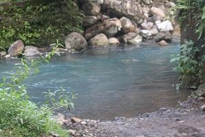 Blue River, costa rica