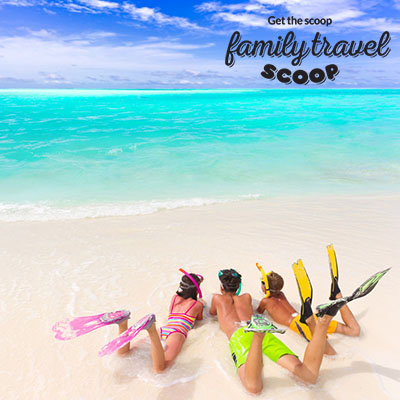 travel with kids beacb