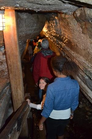 caves in eganville