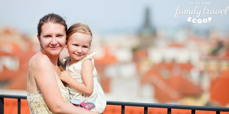 Child in Prague