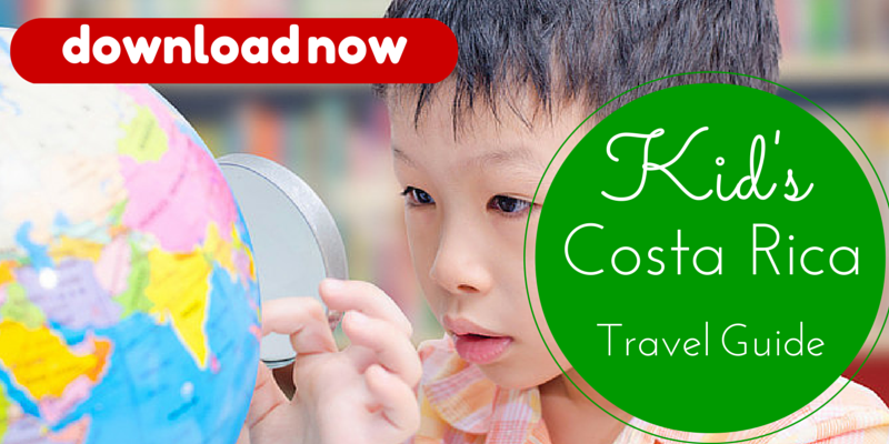 costa rica travel guide for kids
