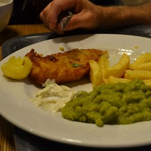 cafe food in london