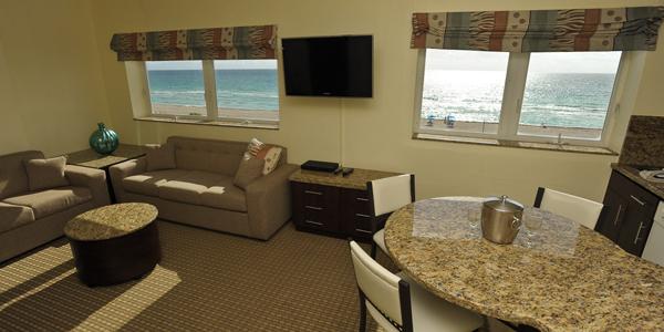 Crystal Beach Suites