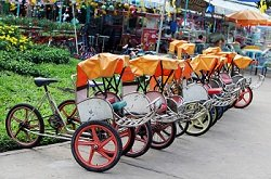 cyclo in Vietma