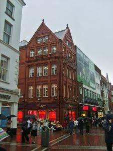 Dublin city center