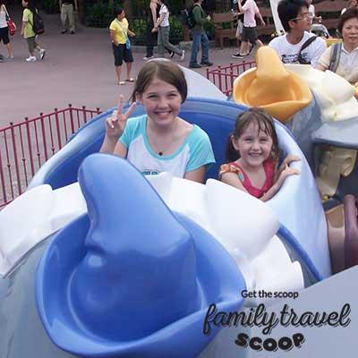 dumbo ride at hongkong disney