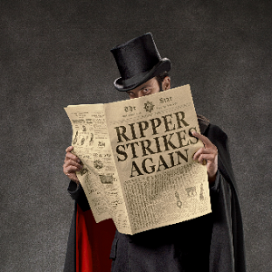 jack the ripper at london dungeon