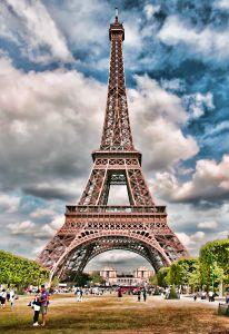 Eiffel Tower Franc