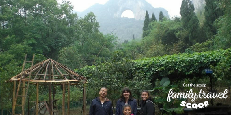 Family trip to Yangshuo