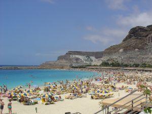 grand caneria beach