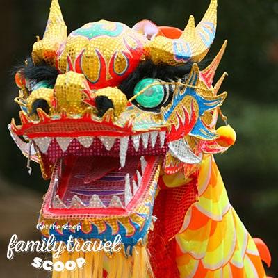 hong kong lion dance