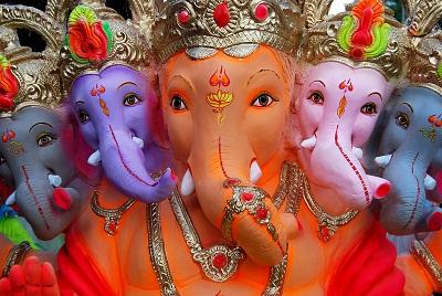 Elehpant Gods in India