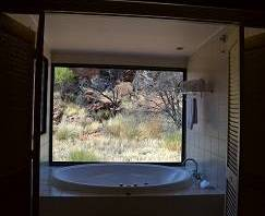 jacuzzi at Kings Canyon