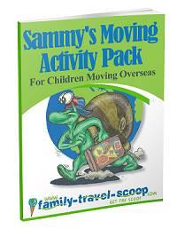 sammy activity pack