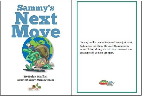 Cover of Sammys Next Mov