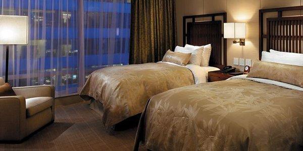 Shangri La Hotel, Vancouver (5 Stars)