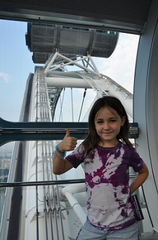 child on singapore ey
