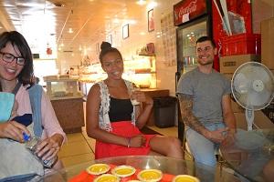 on the tasty tour toronto