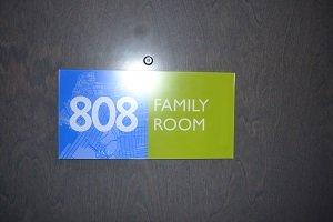 familyroom at tryp door