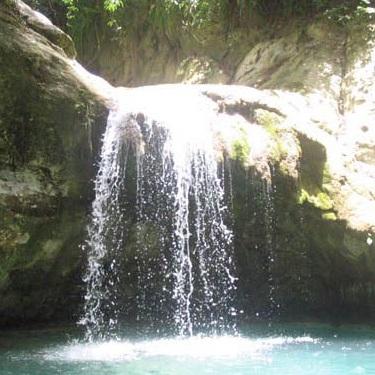 Damajaqua Cascades