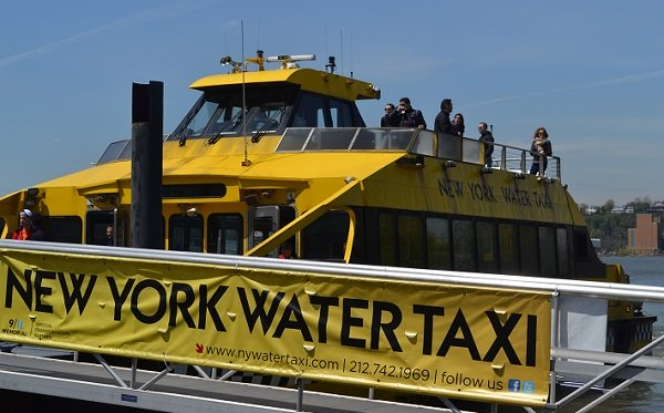 nyc water taxis